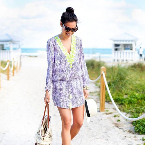 Vacation in Style With These Chic Blogger Looks