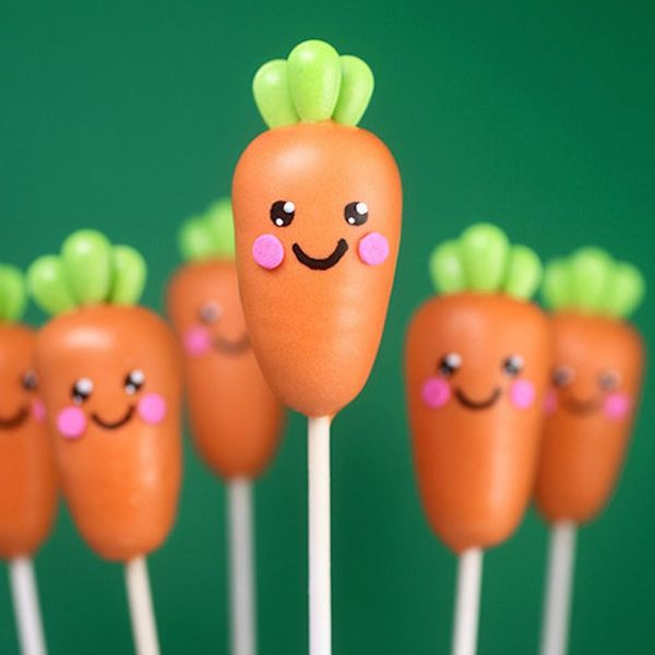10 Carrot-Shaped Desserts Every Bunny Will Love