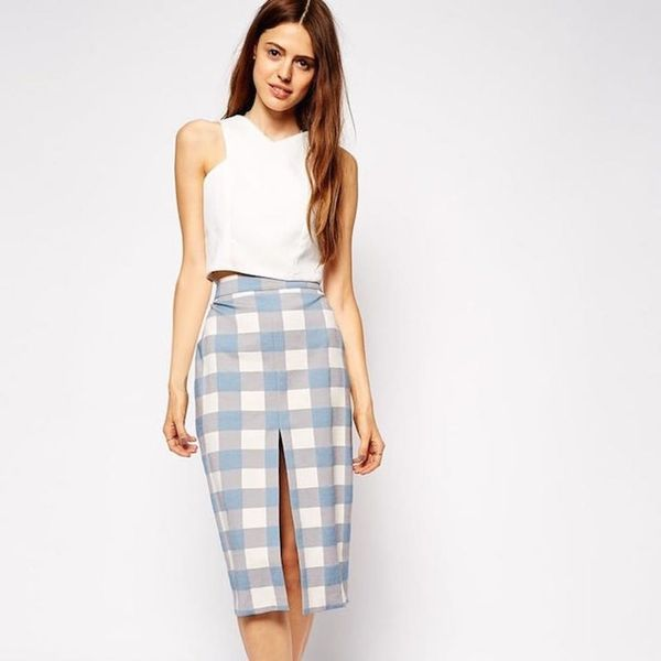 Spring Forward With These 18 Grown-Up Gingham Prints