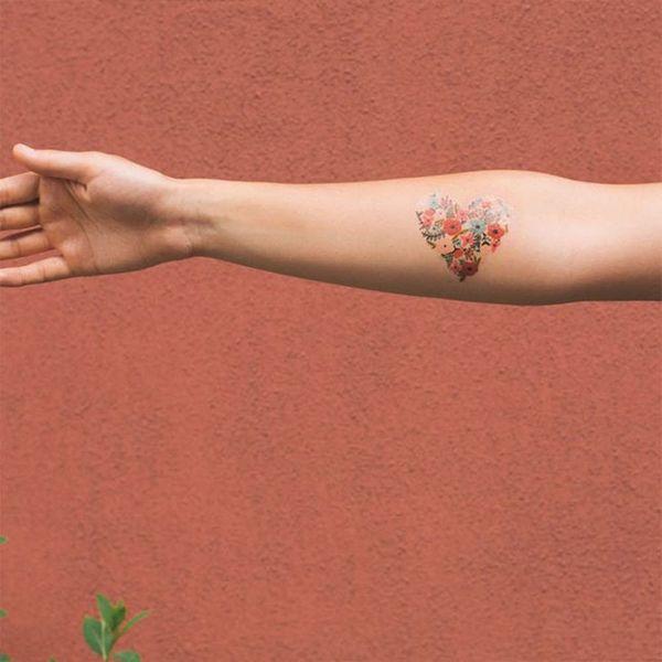 15 Temporary Tatts to Rock All Festival Season Long
