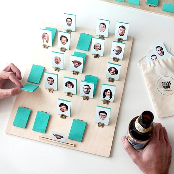 What to Make This Weekend: Personalized Guess Who, Corner Organizer + More