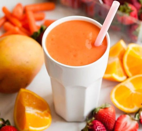10 Pantone Perfect Smoothies for Spring
