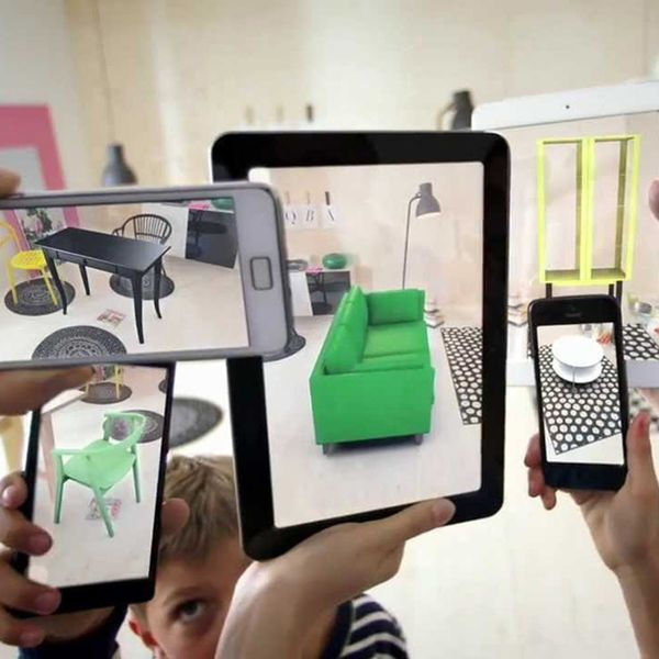 This Is the IKEA Furniture of the Future