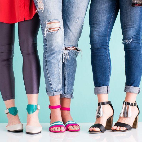 3 Hacks to Make Last Season's Sandals Feel New Again