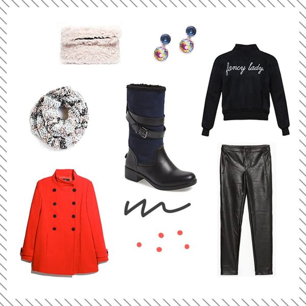 Style Resolutions: How to Wear Your Snow Boots and Still Look Cute