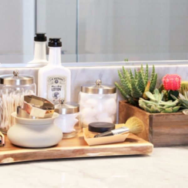 Design Milk Shows Us How to Spruce and Style Up The Loo!