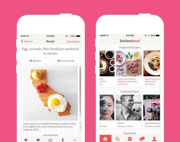 This Social Cooking App Breaks Recipes Down by Photo