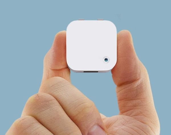 Document Your Life 24/7 With This Clip-On Camera