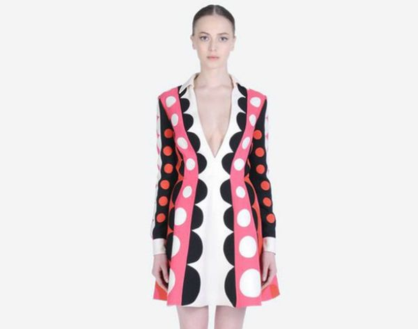 Save Up for This Crazy Colorful Spring 2015 Collection
