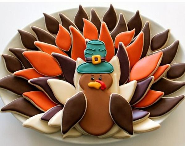 11 Turkey-Shaped Dishes to Serve at Your Thanksgiving Feast