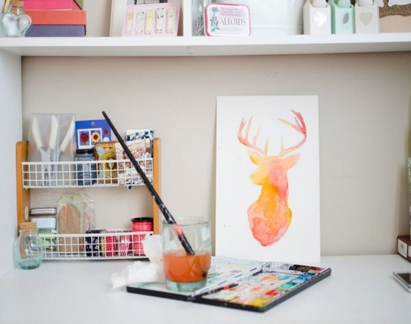 15 Pieces of Watercolor Art to Add to Your Home