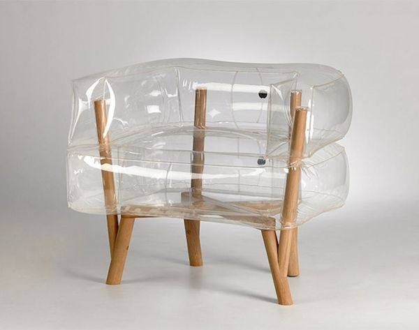 #TBT: Inflatable Furniture Is Back