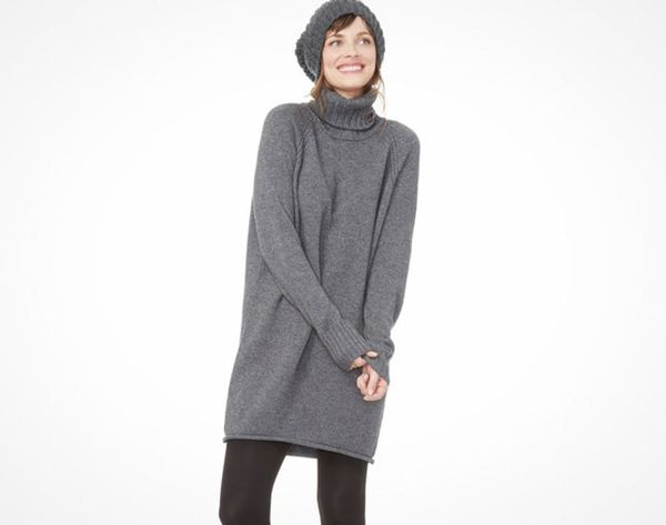 11 Turtleneck Dresses to Cozy Up in This Fall
