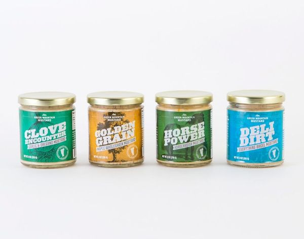 Meet Green Mountain Mustard: Your Sandwiches Will Never Be the Same