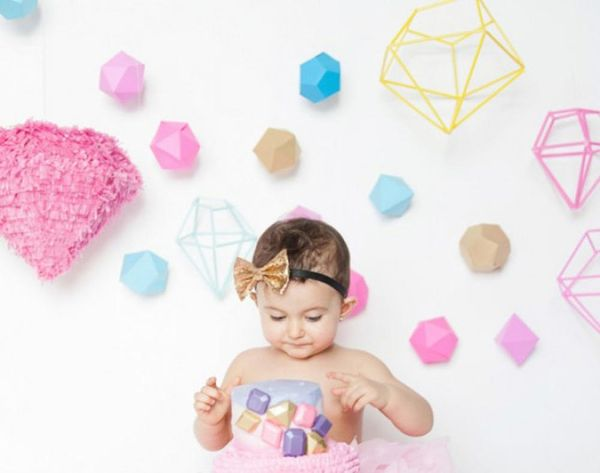 14 Ideas for the Cutest First Birthday Ever