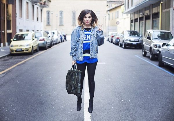 20 Sporty Chic Looks for Work and Play