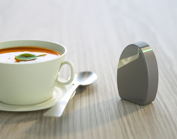 This Portable Device Detects Gluten in Your Food