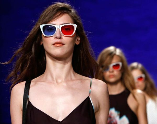 11 of the Best Geek Chic Moments from Fashion Week