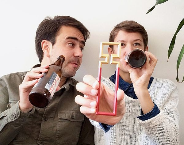 This Cute Maker Couple Will Get You to Write Letters Again