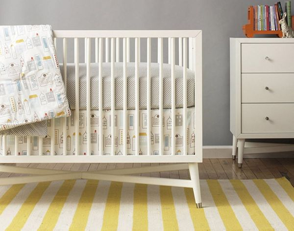 12 Pieces to Shop for a Modern Gender Neutral Nursery