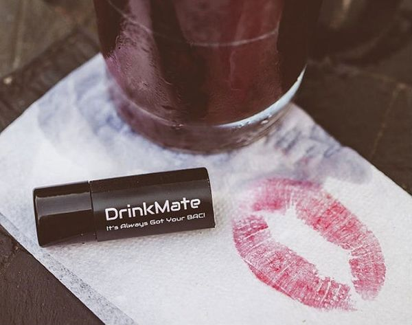 This Kickstarter Project Turns Your Phone Into a Breathalyzer