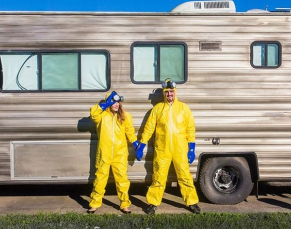 11 Emmy-Nominated Halloween Costume Ideas