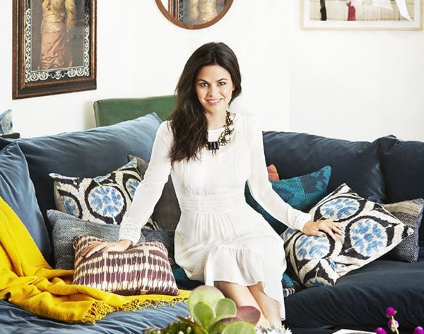DIY the Look: Rachel Bilson's Boho-Minimalist Home