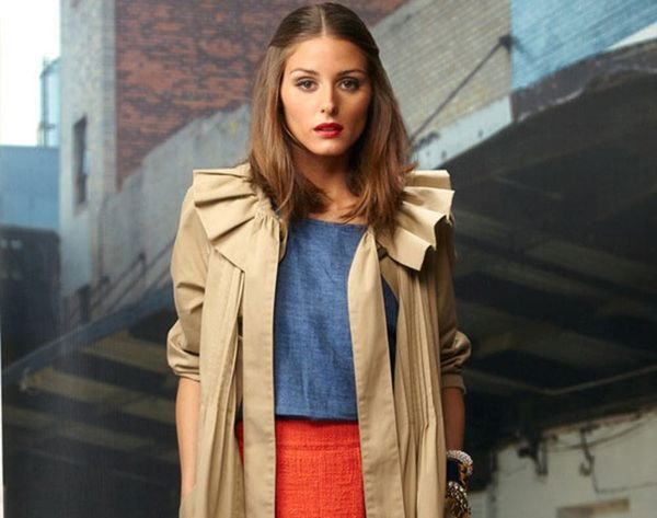 Get a First Look at Olivia Palermo's Chic Shoe Line
