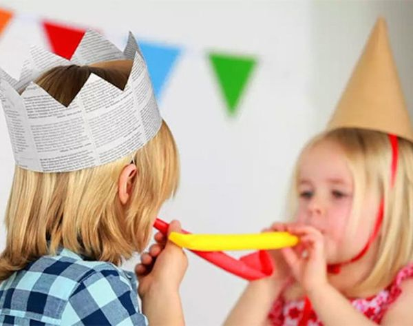 Fiesta Time! 15 DIY Party Hats for Kids