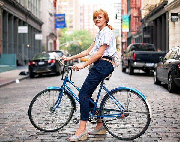 Your Bike Commute Just Got Way More Stylish