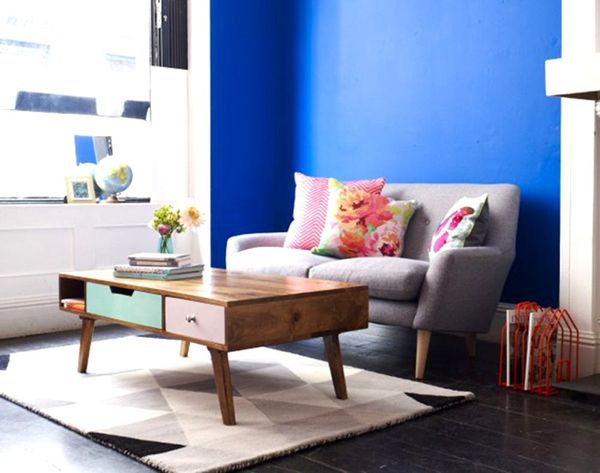 Go Bold With These 20 Colorful Coffee Tables