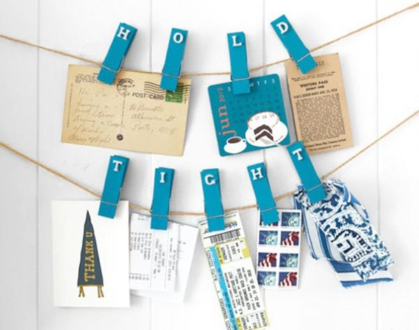 20 Totally Pinnable Uses for Clothespins