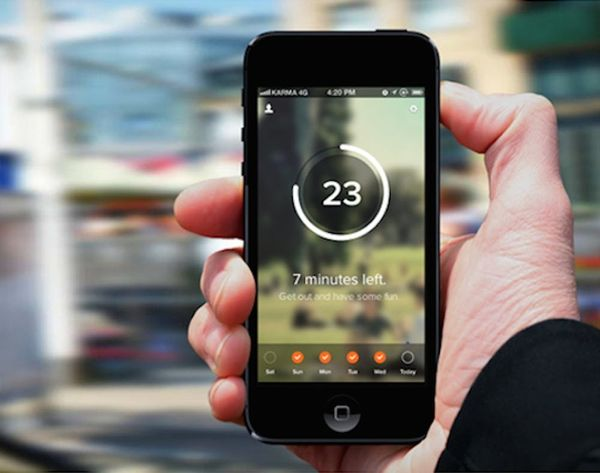Human Is a New App That Helps You Move 30 Minutes Each Day