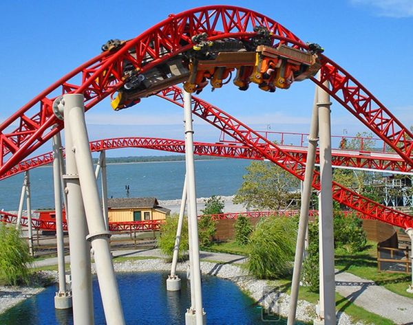 The 10 Craziest Roller Coaster Rides for Thrill Seekers