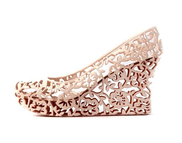 3D Printed Pumps That You Might Actually Wear