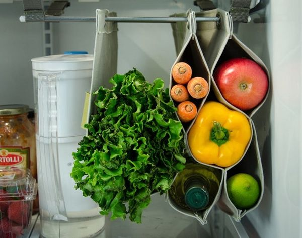 Don't Let Your Food Go to Waste With This Innovative Fridge Organizer