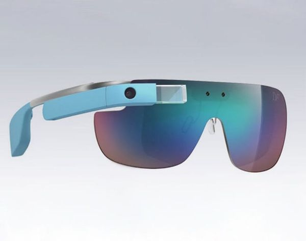 Are These Designer Google Glass Frames Chic or Still Just Geeky?