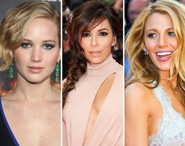 The Most Glamorous Beauty + Hair Looks from Cannes