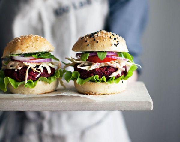19 Very Delicious Veggie Burger Recipes