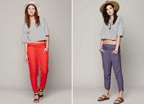 Trend Alert: 21 Hot Pairs of Harem Pants