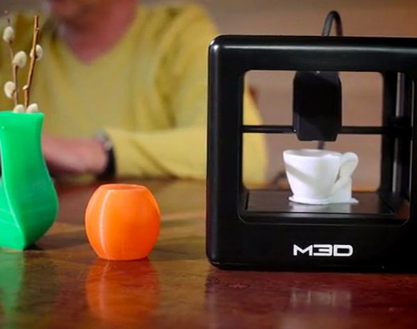 Hot List: This $300 3D Printer Hit its Kickstarter Goal in 11 Minutes