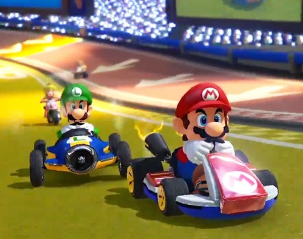 Mario Kart is Back and The Latest Version Will Make You Spit Coins