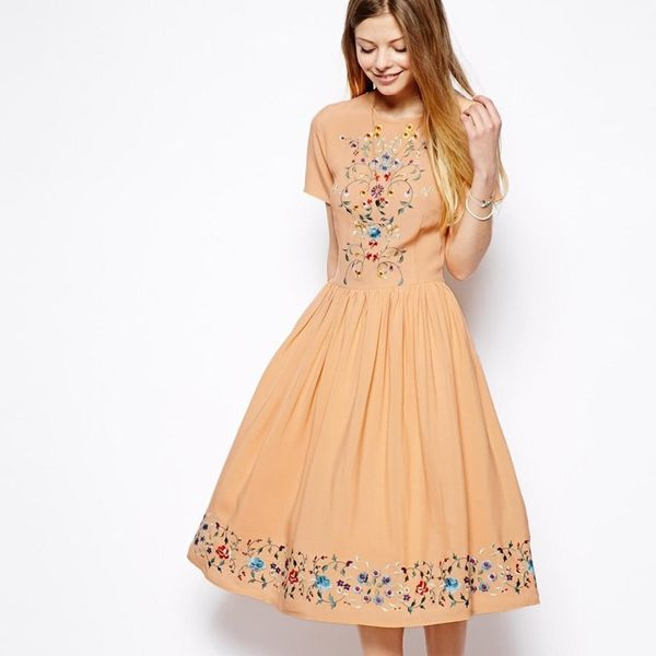 The Hunt is Over: 19 Colorful Frocks for Easter