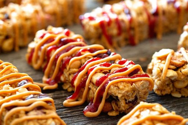 It's Peanut Butter and Jelly Time: 20 PB+J-Inspired Treats