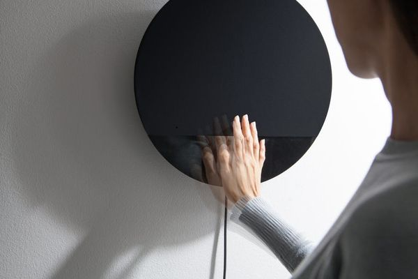 Control This Crazy Cool Speaker With Hand Gestures