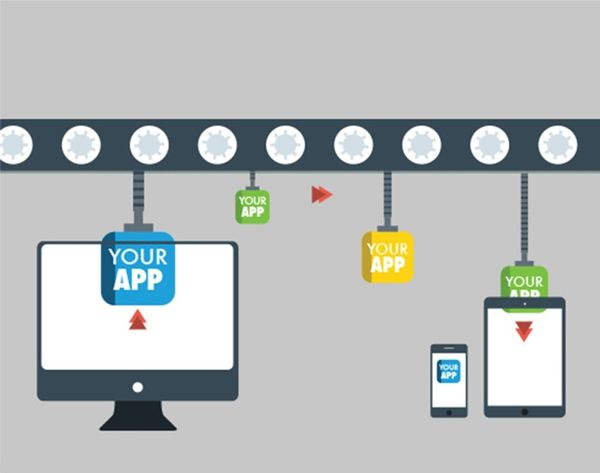 Drag + Drop = The EASIEST Way to Make Apps. Ever!