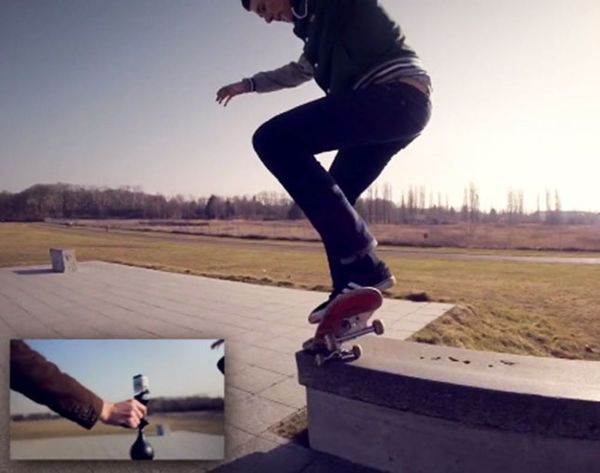 All You Need is LUUV to Shoot Amazing Action Videos From Your Phone