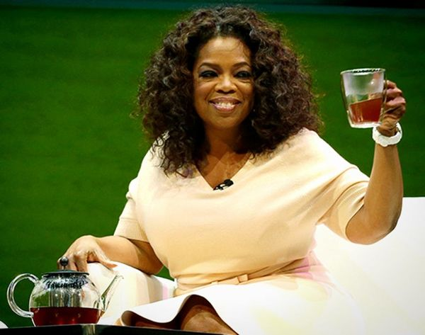 You Get a Tea and YOU Get a Tea! Oprah's Making Tea Y'all.