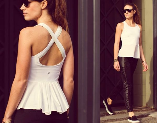 From Yoga to Da Club? Lululemon Expands Line to Include Non-Workout Apparel