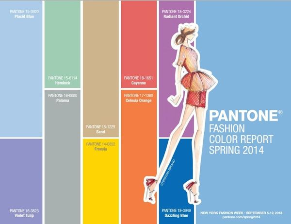 22 Ways to Color Your Wardrobe with Pantone's Official Spring Hues